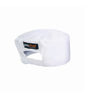 PROCHEF Box Hat White Large