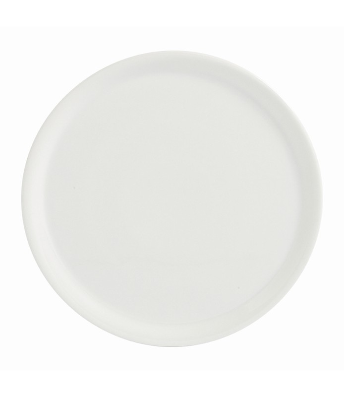 Host Classic White Pizza/Cake Plate 355mm