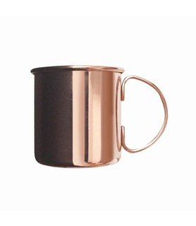 Uber Copper Mule Mug 500ml