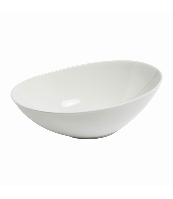 Host Classic White Oval Bowl 260 x 173 x 70mm