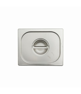 Stainless Steel Steam Pan Cover 2/3