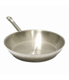 Stainless Steel Frypan 320mm