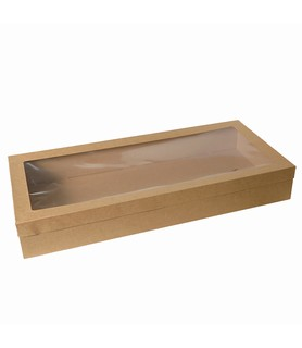 BetaCater Catering Box Lid With Window Large Suits 50078
