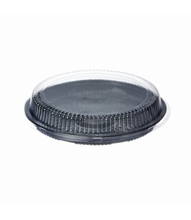 Anchor Packaging Round Platter Lid Clear Small Suits 50082