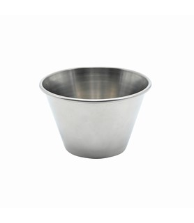 Stainless Steel Sauce Cup 69 X 48mm