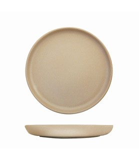 Eclipse Round Plate Taupe 220mm