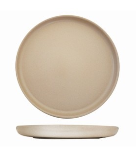 Eclipse Round Plate Taupe 280mm